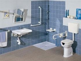 Impianti sanitari - Progettare bagno disabili ...