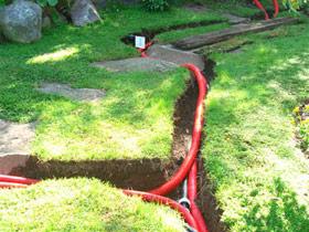 Irrigazione giardino fuori terra casamia idea di immagine for Irrigatori automatici per giardino