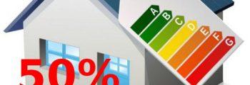 PROROGA DETRAZIONI 65% E 50%
